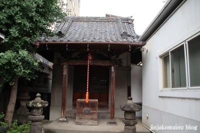 黒船稲荷神社(台東区寿)5