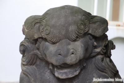 黒船稲荷神社(台東区寿)15