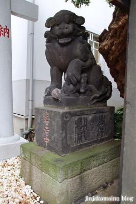 黒船稲荷神社(台東区寿)6