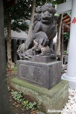 黒船稲荷神社(台東区寿)10