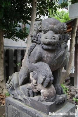 黒船稲荷神社(台東区寿)11