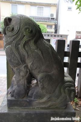黒船稲荷神社(台東区寿)12
