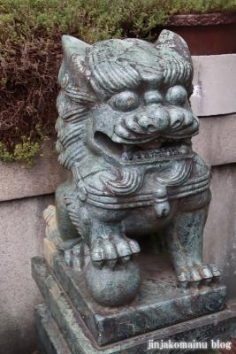 本社三島神社(台東区寿)9