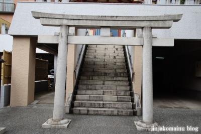 本社三島神社(台東区寿)3