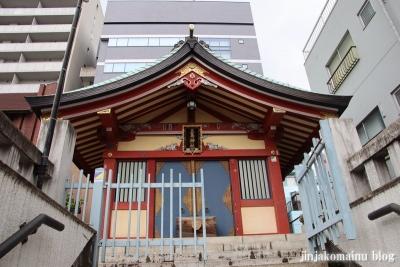 本社三島神社(台東区寿)4