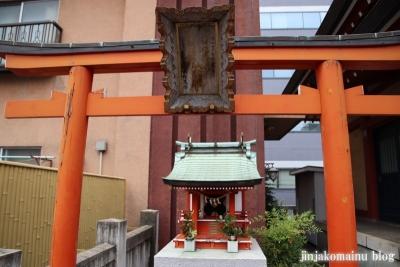 本社三島神社(台東区寿)8