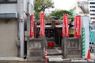 西町太郎稲荷神社(台東区東上野)1