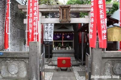 西町太郎稲荷神社(台東区東上野)2