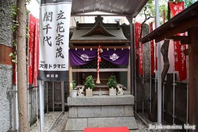 西町太郎稲荷神社(台東区東上野)6