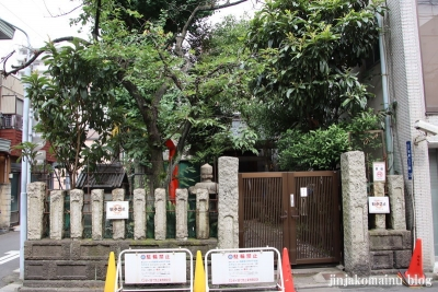 金刀比羅神社(台東区台東)1