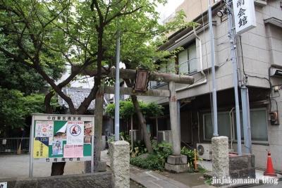 竹町金刀比羅神社(台東区台東)1