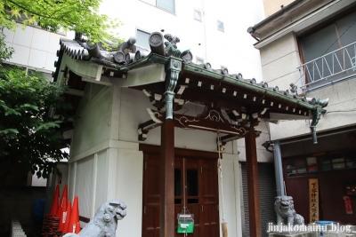 竹町金刀比羅神社(台東区台東)6