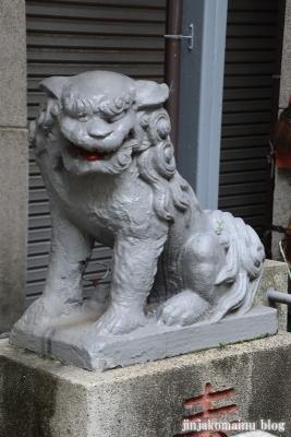 竹町金刀比羅神社(台東区台東)8