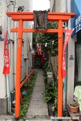 桜稲荷神社(台東区台東)2