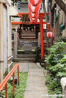 桜稲荷神社(台東区台東)4