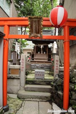 桜稲荷神社(台東区台東)7