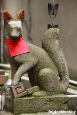 桜稲荷神社(台東区台東)10