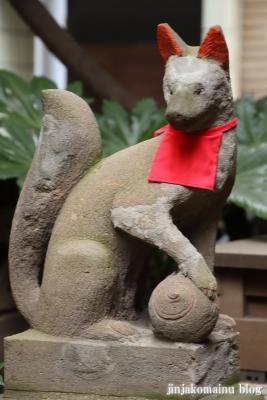 桜稲荷神社(台東区台東)11