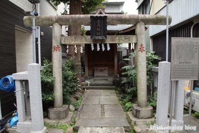 甚内神社(台東区浅草橋)2