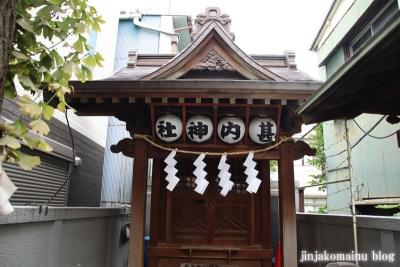甚内神社(台東区浅草橋)8