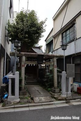 甚内神社(台東区浅草橋)1