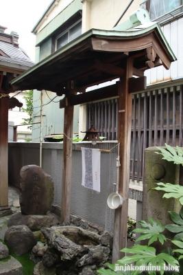 甚内神社(台東区浅草橋)5