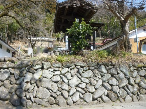 碓氷関所跡に接近(4)