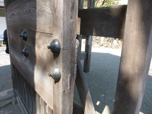 碓氷関所跡内部側(3)