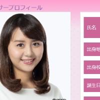 石野智子アナ