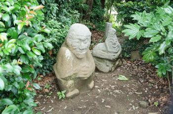 飛鳥 猿石01