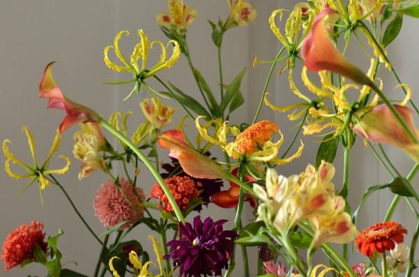 イギリス 花と器6
