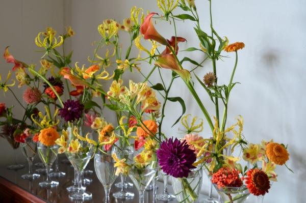 イギリス 花と器5