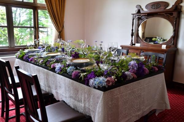 イギリス 花と器2