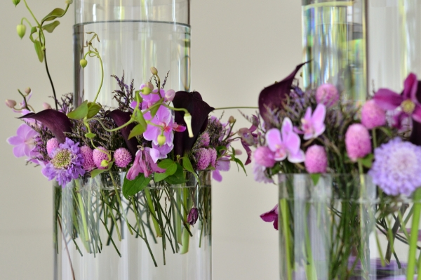 イギリス 花と器9