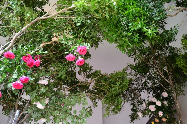 イギリス 花と器7
