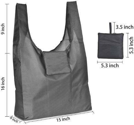 Ahyuanの長持ち買い物袋