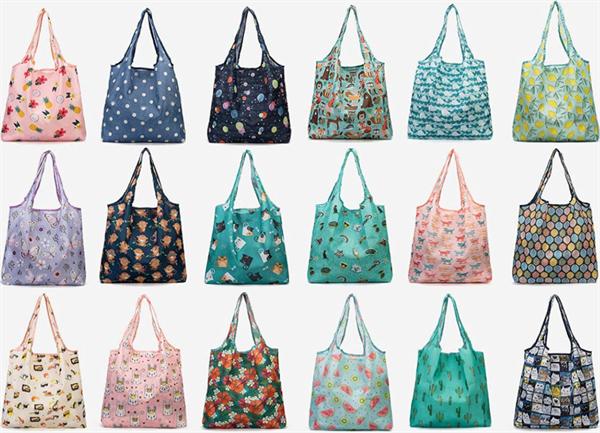 薩牧徳の長持ち買い物袋の全デザイン