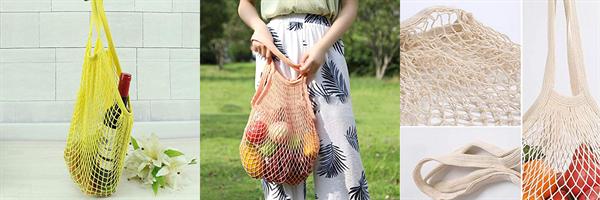 Sokeyの長持ち買い物袋の使用例