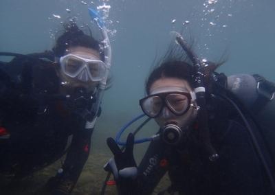 2019830体験ダイビング海底少年_190830_0001