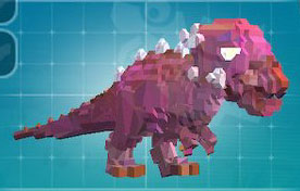 ピックスアーク:パキケファロサウルス