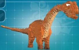 ピックスアーク:プロントサウルス