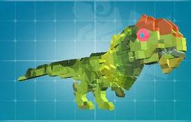ピックスアーク:ディロフォサウルス