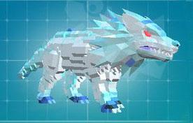 ピックスアーク:ダイアウルフ亜種