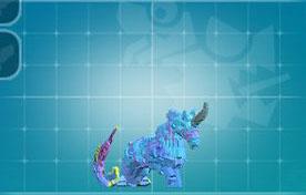 ピックスアーク:ヒッポカムポス亜種