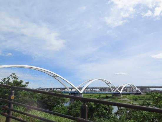 相模川 あゆみ橋