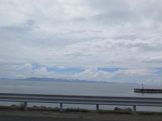 東名高速から伊豆
