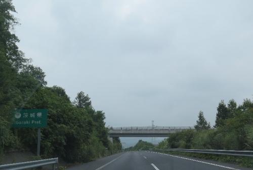 北関東自動車道 茨城