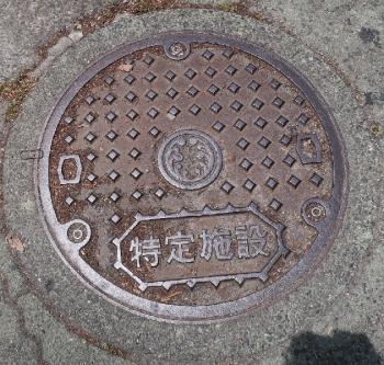 浜松市 特定施設マンホール