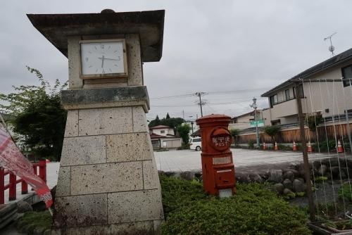 栃木県日光市 丸ポスト