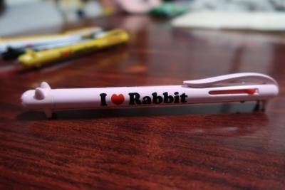 アニマルボールペン